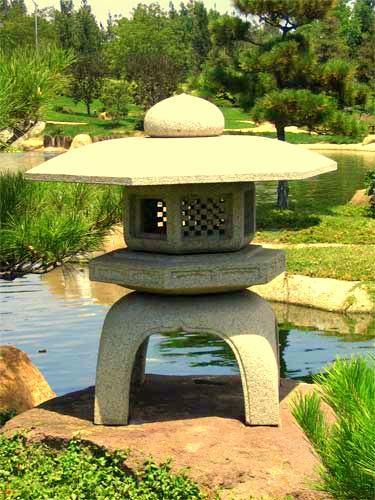 fotos de jardins orientais